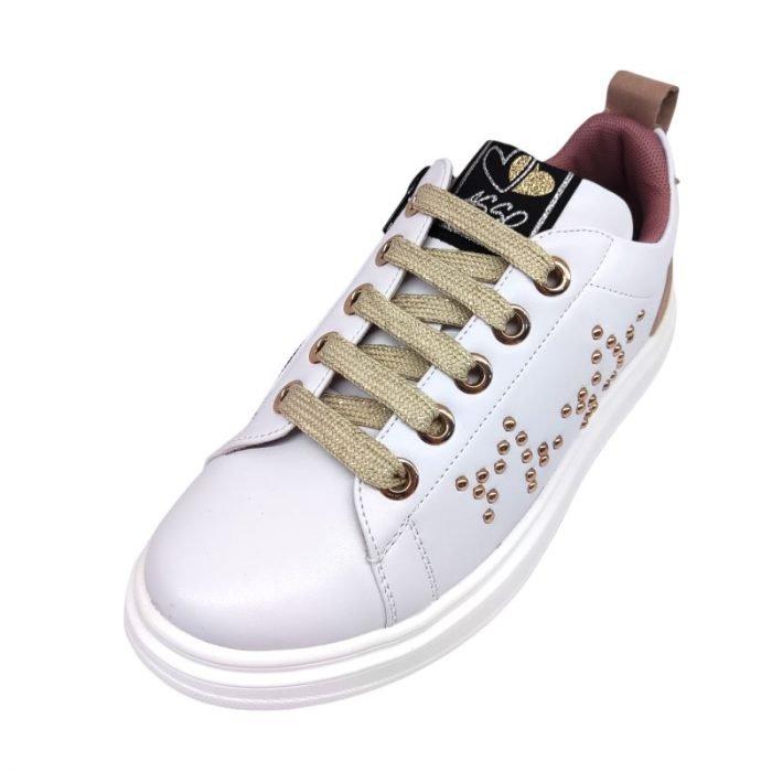 Asso sneaker bianca 01