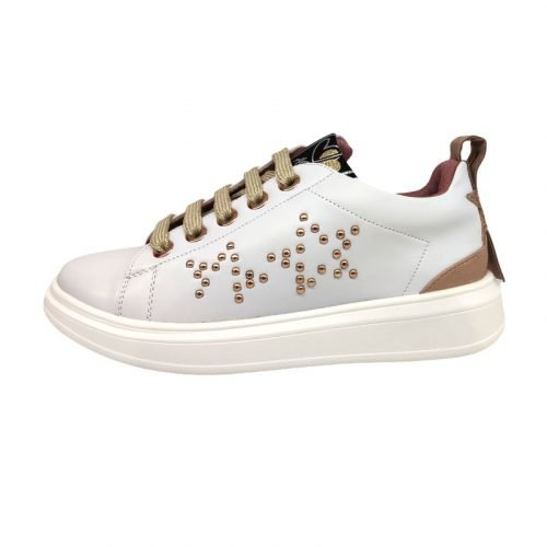 Asso sneaker bianca 02