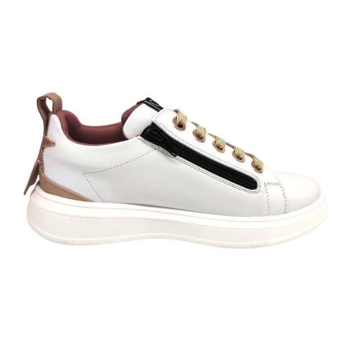 Asso sneaker bianca 03
