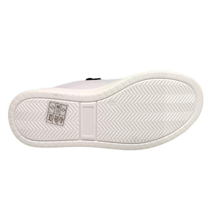 Asso sneaker bianca 05