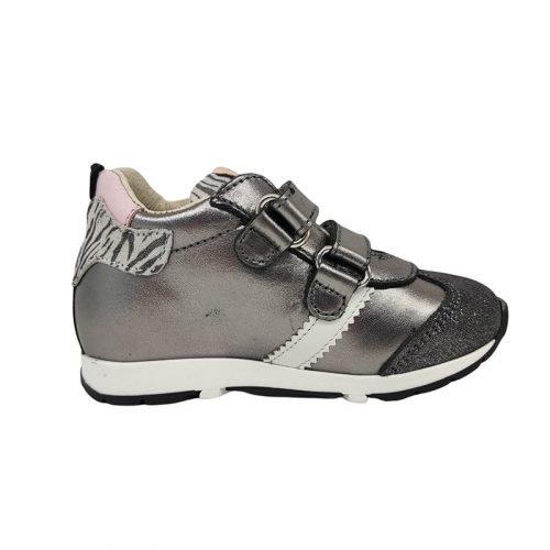 Balducci sneakers acciaio destra