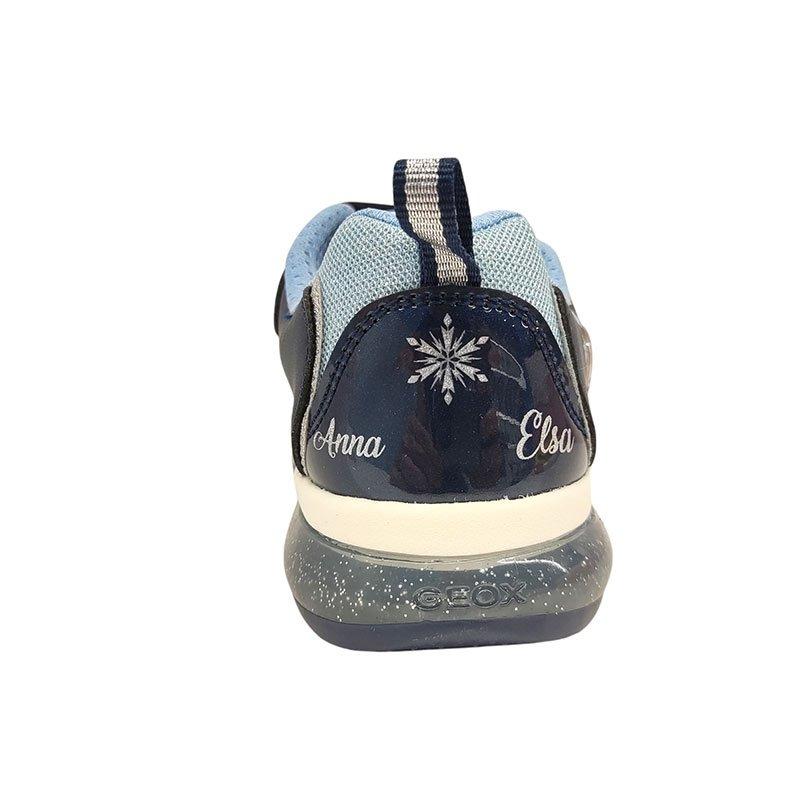 Geox scarpa con luci Frozen tallone