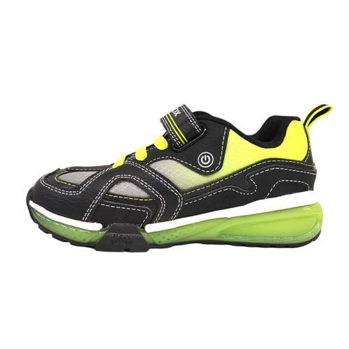 Geox scarpe con luci sinistra