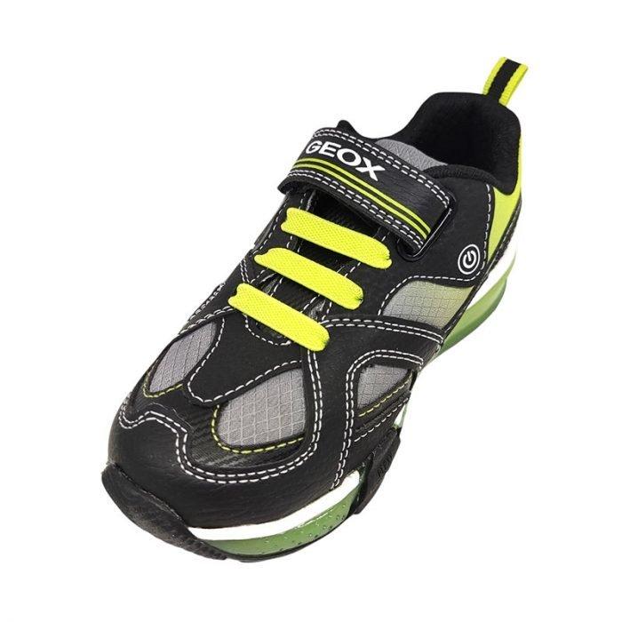 Geox scarpe con luci fronte