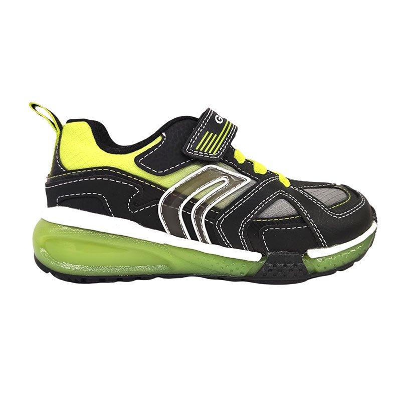 Geox scarpe con luci destra