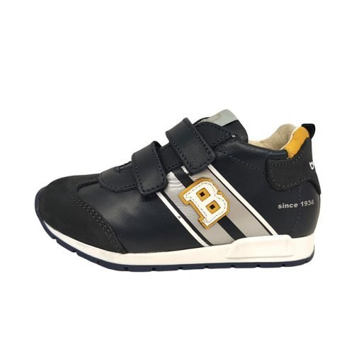 Balducci sneakers blu sinistra