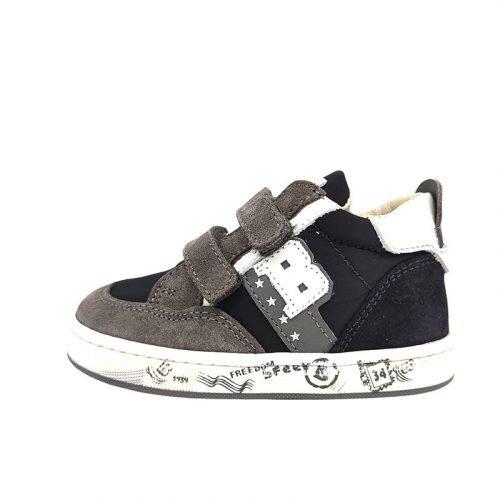 Balducci sneakers blu grigia sinistra